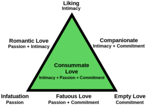 triangle theory of love